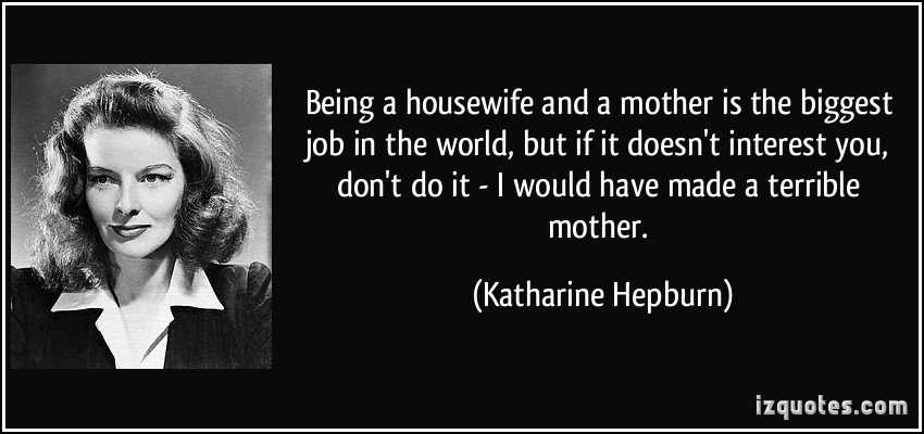 Housewife quote #4