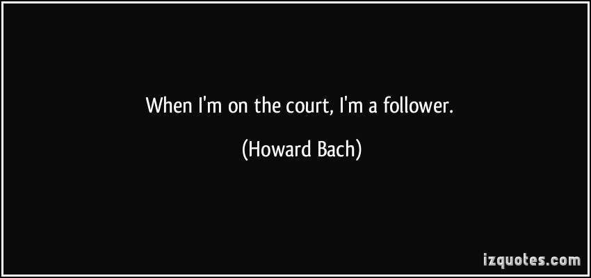 Howard Bach's quote #4