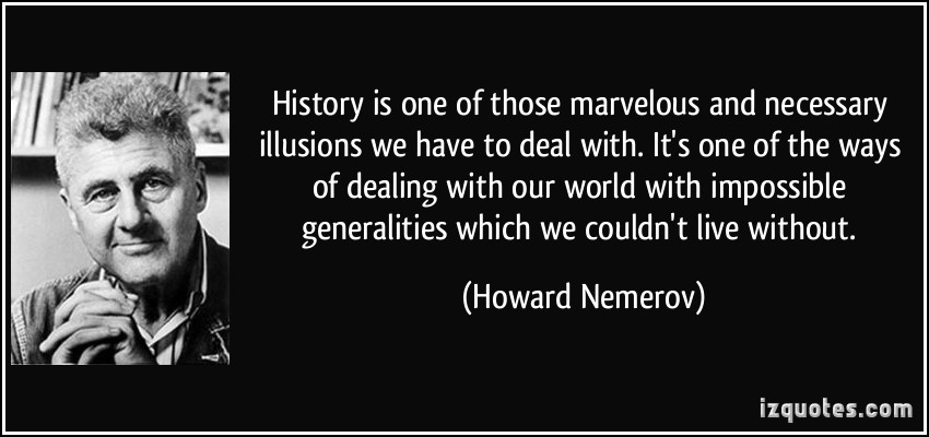 Howard Nemerov's quote #1