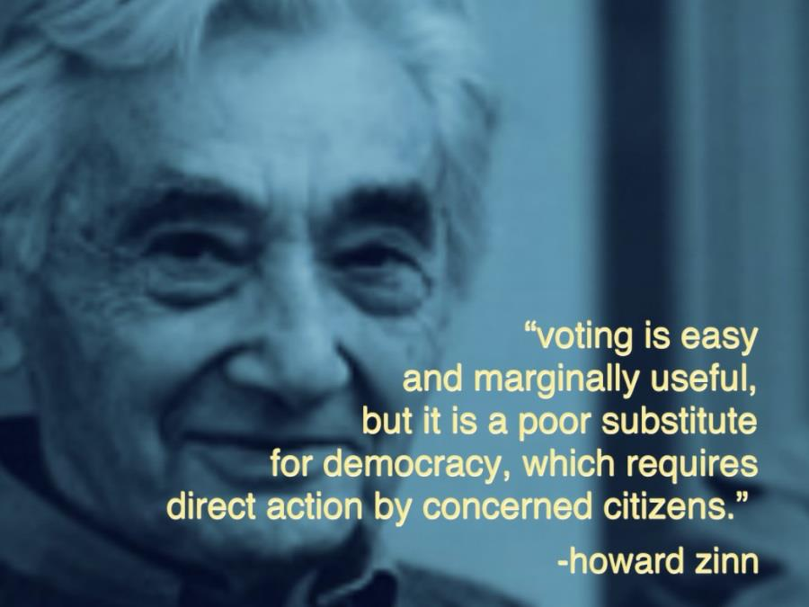 Howard Zinn's quote #5
