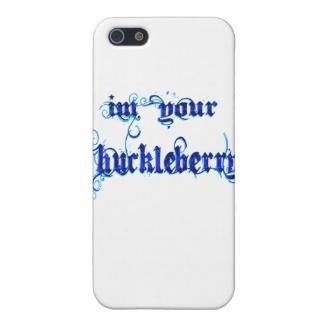 Huckleberry quote #2