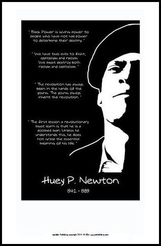 Huey Newton's quote #6