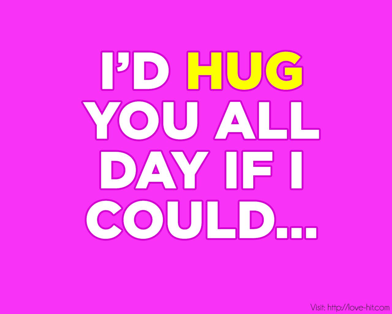 Hug quote #2