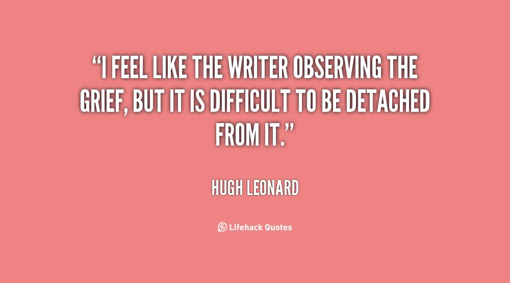 Hugh Leonard's quote #3