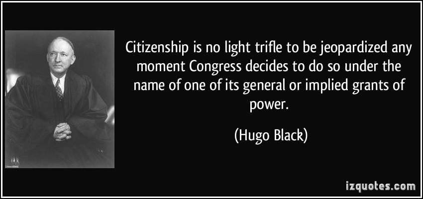 Hugo Black's quote #1