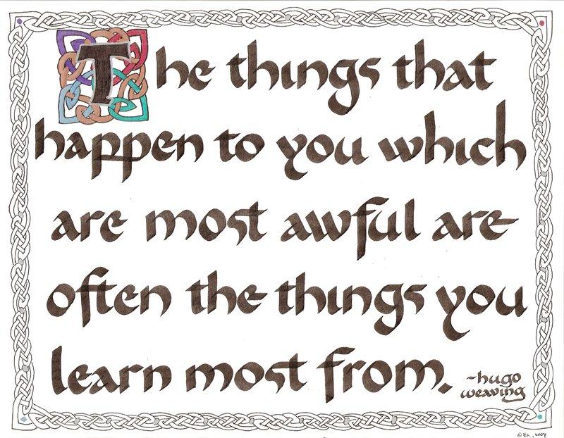 Hugo Weaving's quote #3