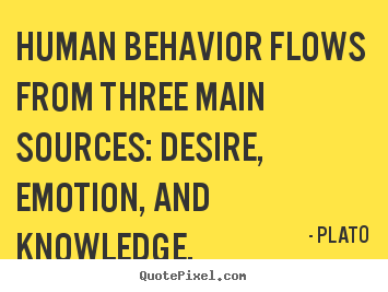 Famous Quotes About Human Behavior Sualci Quotes