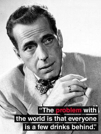 Humphrey Bogart's quote #6