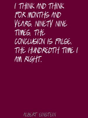 Hundredth quote #1