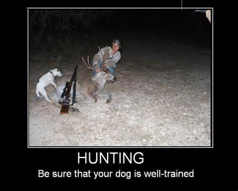 Hunting quote #5