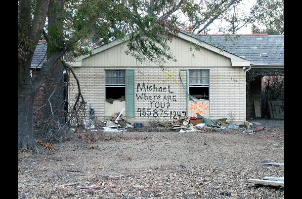Hurricane Katrina quote #1