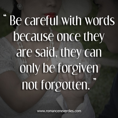 Hurtful quote #2