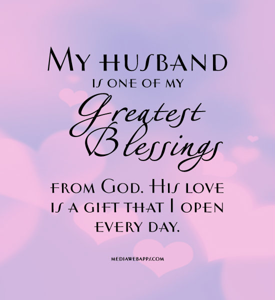 Husband quote #1