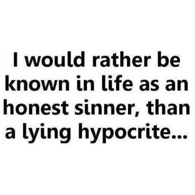 Hypocrisy quote #6