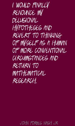 Hypotheses quote #1