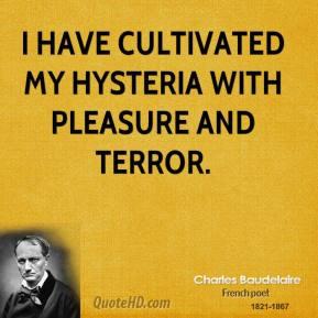 Hysteria quote #1