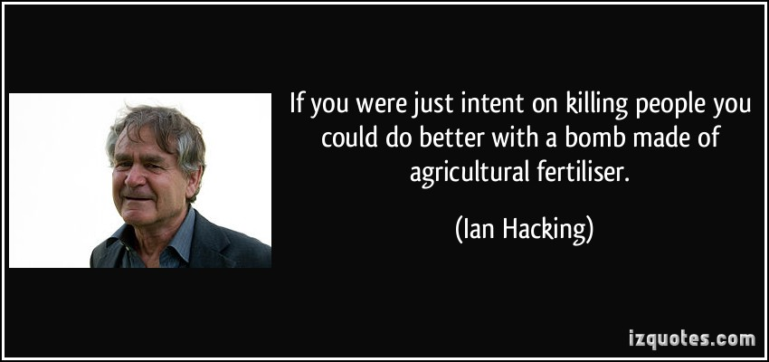 Ian Hacking's quote #2