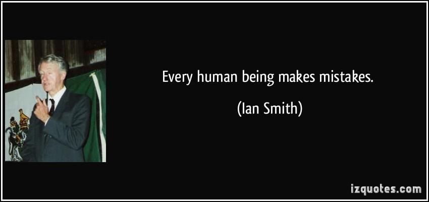 Ian Smith's quote #4