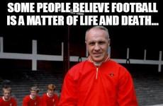 Ian St. John's quote #4