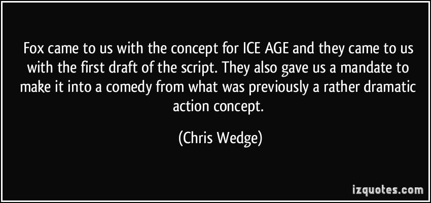 Ice Age quote #2