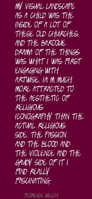 Iconography quote #2