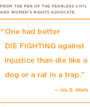 Ida B. Wells's quote #3