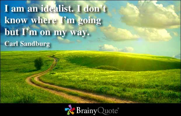 Idealism quote #1