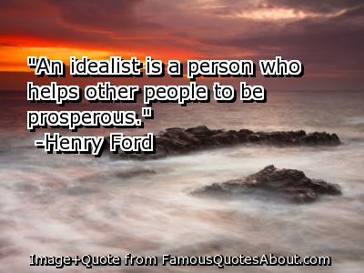 Idealism quote #3