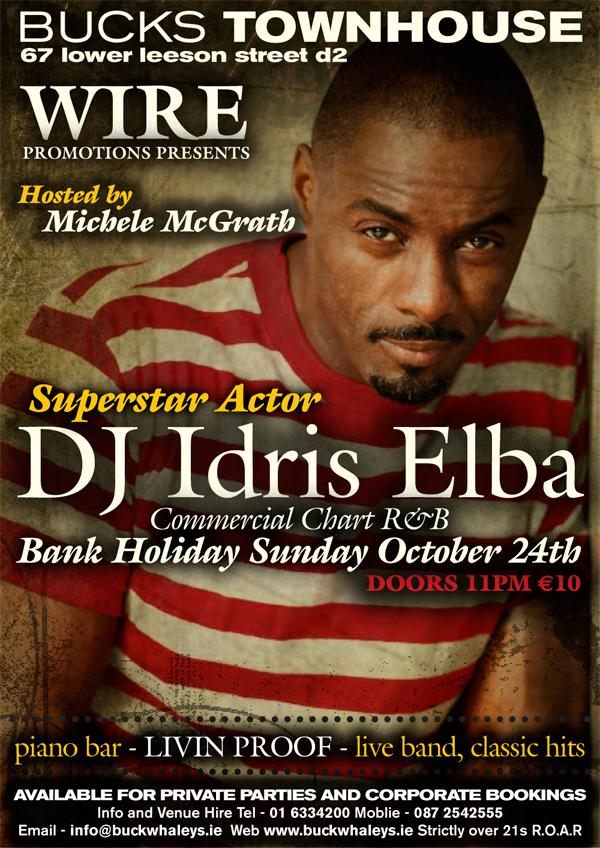 Idris Elba's quote #7