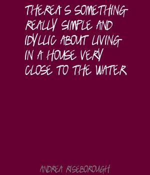 Idyllic quote #2