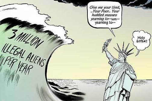 Illegal Immigrants quote #2