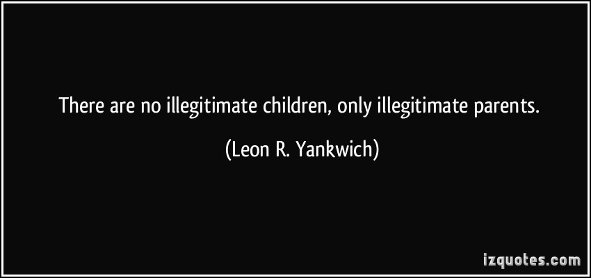Illegitimate quote #2