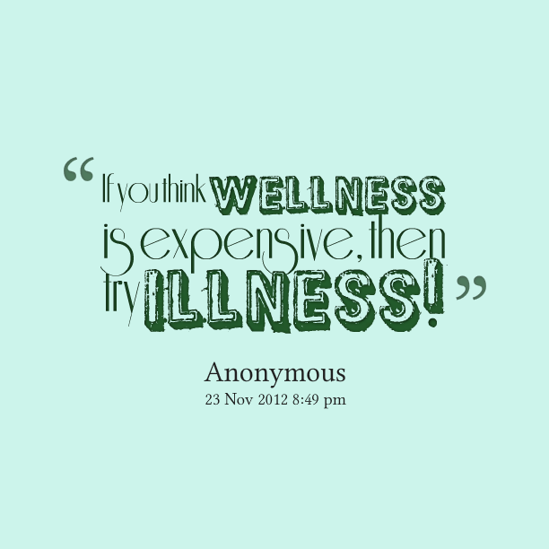 Illness quote #1