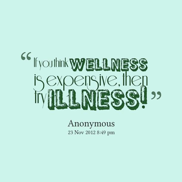 Illness quote