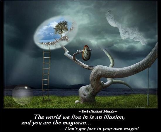 Illusion quote #6