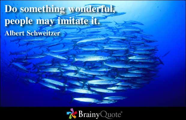 Imitate quote #1