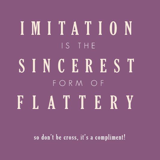 Imitation quote #4