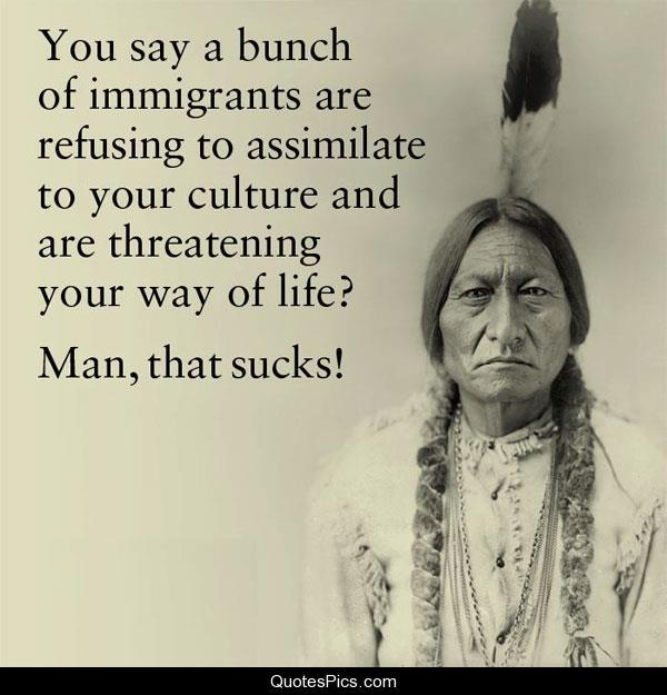 Immigrants quote #1