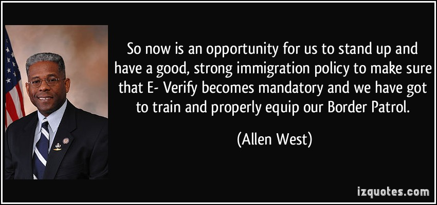 Immigration Policy quote #2
