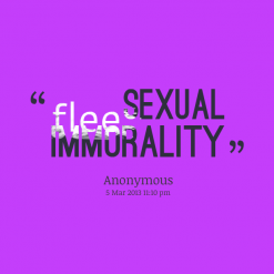 Immorality quote #3