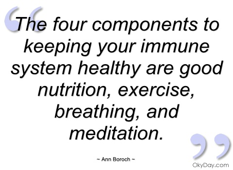 Immune quote #1