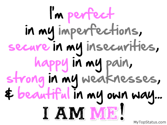 Imperfection quote #1