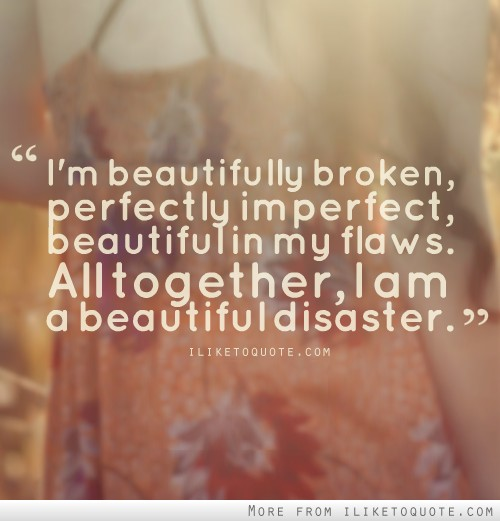 Imperfectly quote #1