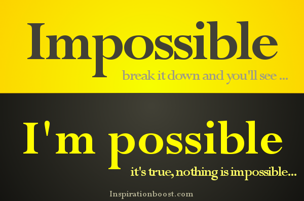 Impossible quote #1