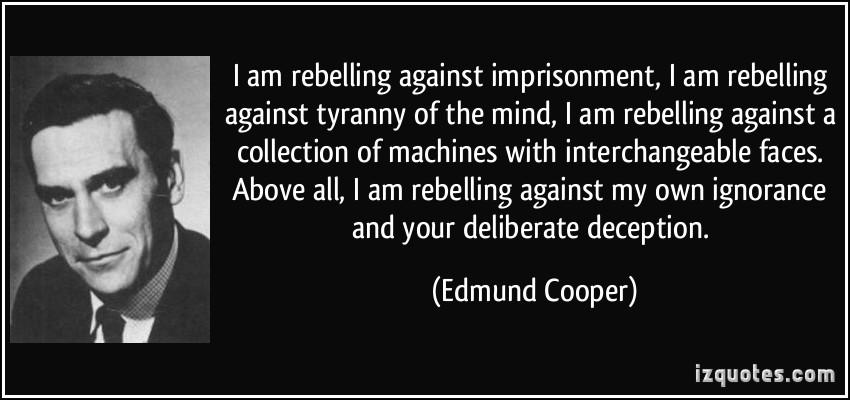 Imprisonment quote #2