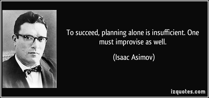 Improvise quote #3