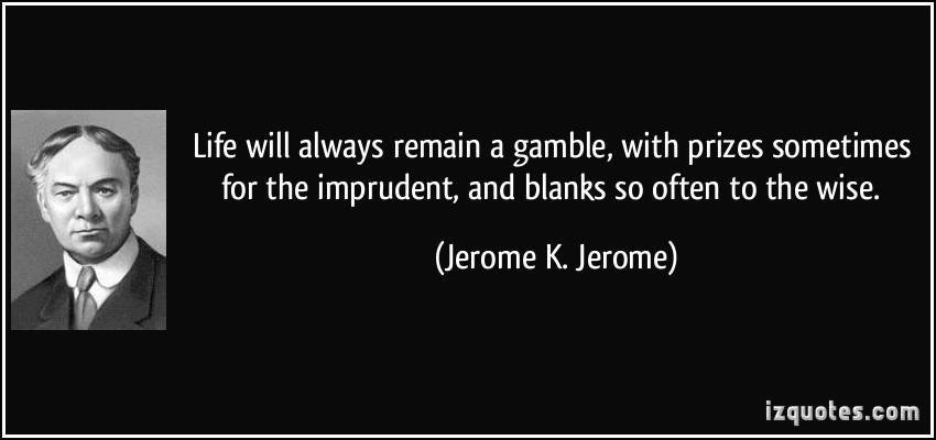 Imprudent quote #1