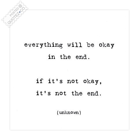 In The End quote #2