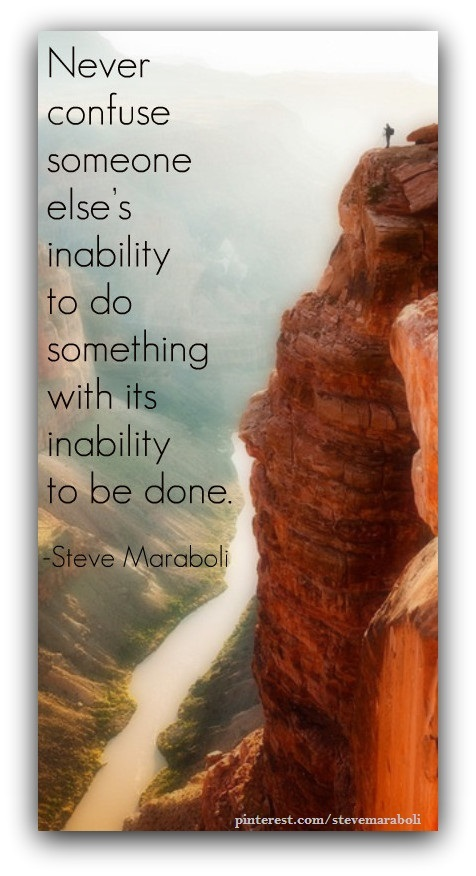 Inability quote #2