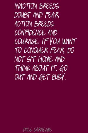 Inaction quote #1